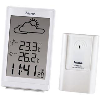 Hama Elektronische Wetterstation EWS-880 Weiß