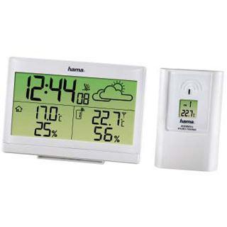 Hama Elektronische Wetterstation EWS-890 Weiß