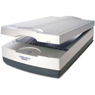 Microtek ScanMaker 1000XL Plus Flachbettscanner FireWire/USB 2.0