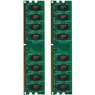 4GB Patriot Signature Line DDR2-800 DIMM CL6 Dual Kit