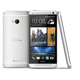 HTC One 32 GB silber