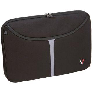 """V7 Professional Sleeve 10.2"""" 25,91cm) schwarz"""