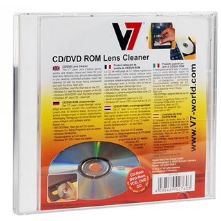 (€4,77*/1L) V7 CD/DVD Reingungs CD 1 Stück (VCL1352)