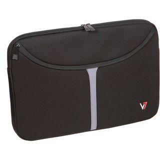 """V7 Professional Sleeve 16"""" (40,46cm) schwarz"""