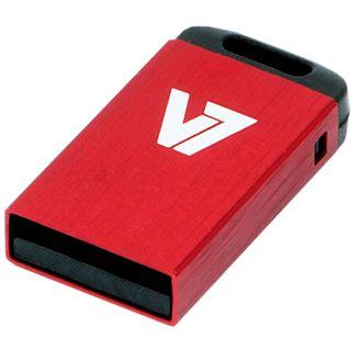 4 GB V7 Nano rot USB 2.0