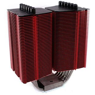 Prolimatech Megahalems Red Series Tower Kühler