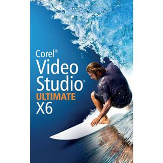 Corel Video Studio Pro X6 Ultimate 32/64 Bit Deutsch Videosoftware