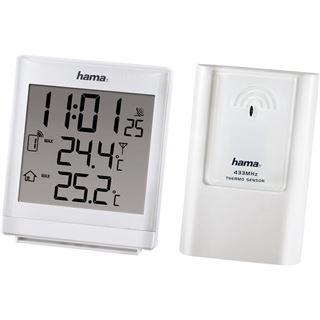 Hama Elektronische Wetterstation EWS-870, Weiß