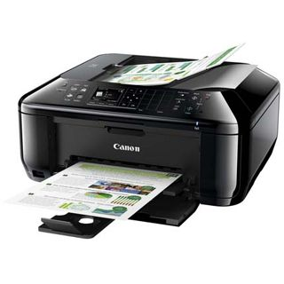 Canon PIXMA MX525 Tinte Drucken/Scannen/Kopieren/Faxen USB 2.0/WLAN