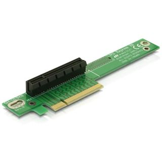 Delock gewinkelte Riser Card für PCIe x8 (89104)