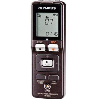Olympus VN-510 digitales Diktiergeraet schwarz