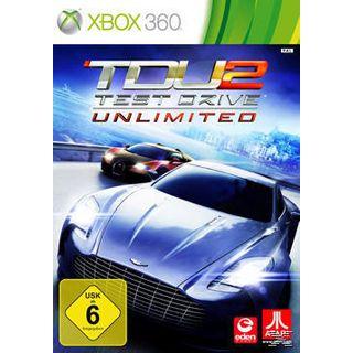 Test Drive Unlimited 2 (X360)