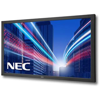 "64,5"" (163,90cm) NEC MultiSync V652 schwarz 1920x1080 5xBNC/HDMI/1xComposite Video/DVI-D/DisplayPort"