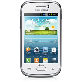 Samsung Galaxy Young DouS 4 GB weiß