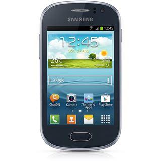Samsung Galaxy Fame S6810 4 GB blau