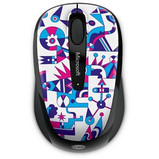 Microsoft Mouse 3500 USB Artist Lyon (kabellos)