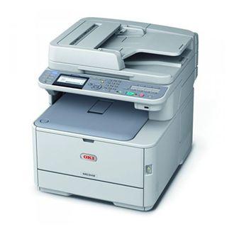 OKI MC342dn Farblaser Drucken/Scannen/Kopieren/Faxen LAN/USB 2.0