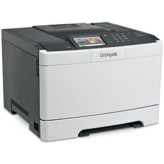 Lexmark CS510de Farblaser Drucken LAN/USB 2.0