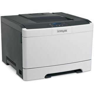 Lexmark CS310dn Farblaser Drucken LAN/USB 2.0