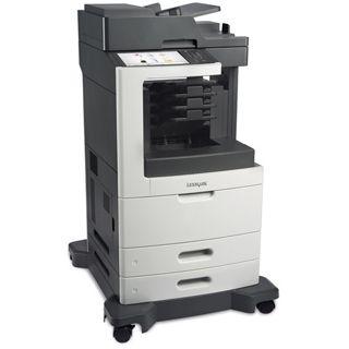Lexmark MX811dme S/W Laser Drucken/Scannen/Kopieren/Faxen LAN/USB 2.0