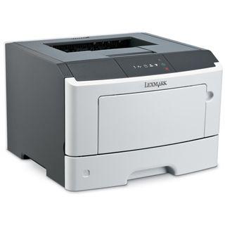 Lexmark MS310dn S/W Laser Drucken LAN/Parallel/USB 2.0