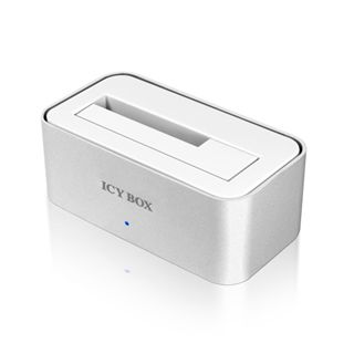RaidSonic Icy Box IB-111U3 Dockingstation weiß