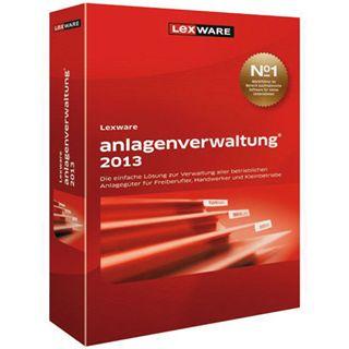 Lexware Anlagenverwaltung 2013 32/64 Bit Deutsch Office Vollversion