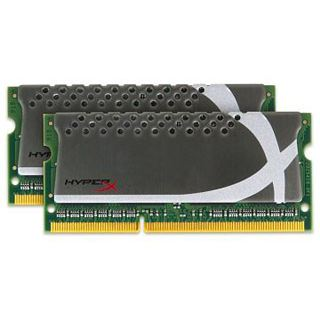 8GB Kingston HyperX Plug n Play DDR3-2133 SO-DIMM CL12 Dual Kit