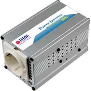 Titan TP-300L6 KFZ-Spannungswandler mit Spannungsversorgung für