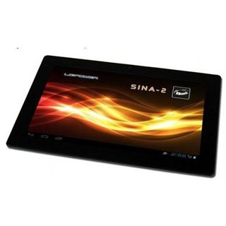 "10.1"" (25,65cm) LC-Power Sina-2 WiFi/Bluetooth V4.0 16GB schwarz"