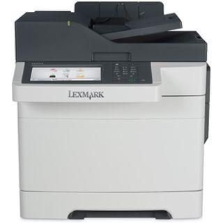 Lexmark CX510de Farblaser Drucken/Scannen/Kopieren/Faxen LAN/USB 2.0