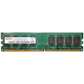 2GB takeMS TMS2GB264D081-805AV DDR2-800 DIMM CL5 Single