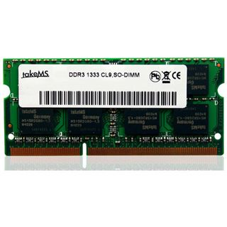 2GB Take MS SO DDR2 PC 800 CL5 takeMS (128x8) 10J. HG