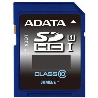 16 GB ADATA UHS-I SDHC Class 10 Retail