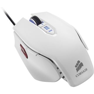 Corsair Vengeance M65 FPS Laser Gaming Mouse USB weiß