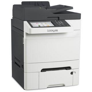 Lexmark CX510dthe Farblaser Drucken/Scannen/Kopieren/Faxen LAN/USB 2.0