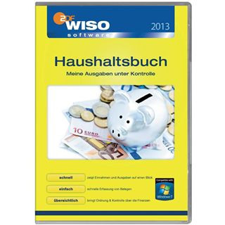 Buhl Data Service Haushaltsbuch 2013 32/64 Bit Deutsch Office Vollversion PC (DVD)