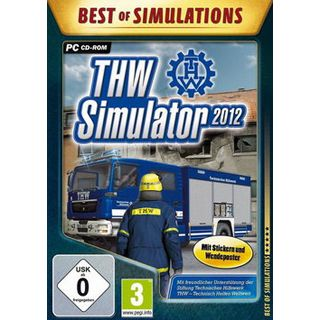 rondomedia THW-Simulator 2012 (Best of Simulations) (PC)