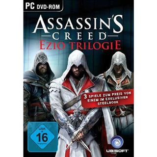 Ubisoft Assassin's Creed Ezio Trilogie (PC)