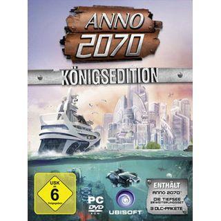 Ubisoft Anno 2070 Königsedition (PC)