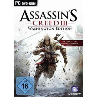 Ubisoft Assassin´s Creed 3 Washington Edition PC (PC)