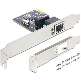 Delock 89357 1 Port PCIe x1 retail