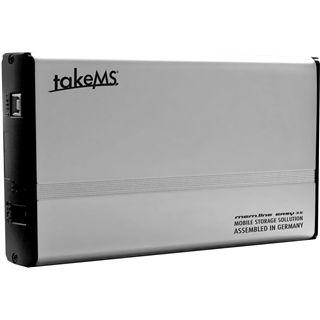 "1000GB takeMS mem.line easy TMSMLE1TBSAT3505A 3.5"" (8.9cm) USB 2.0 grau"