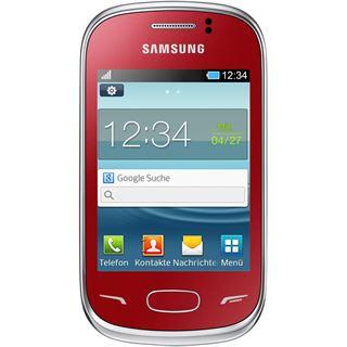 Samsung REX70 S3800W 10 MB rot