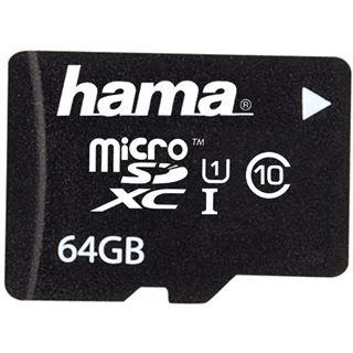 64 GB Hama UHS-I microSDXC Class 10 Retail
