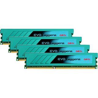 32GB GeIL EVO Leggera DDR3-1600 DIMM CL11 Quad Kit