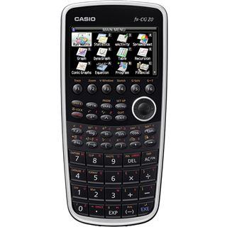 Casio FX-CG20 Grafikrechner mit hochauflösendem Farbdisplay