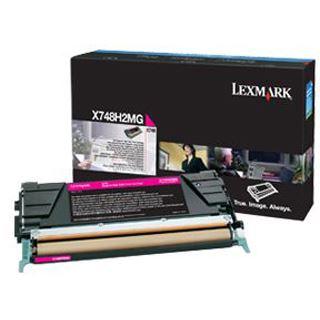 Lexmark X748 10K Tonerkartusche magenta