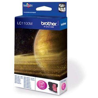 Brother LC-1100 Tintenpatrone magenta Standardkapazität 7.5ml