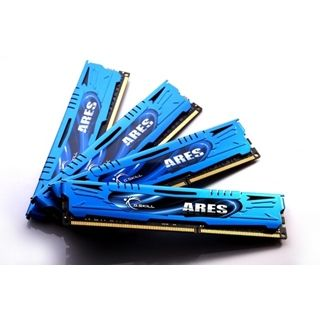 32GB G.Skill Ares DDR3-2133 DIMM CL10 Quad Kit